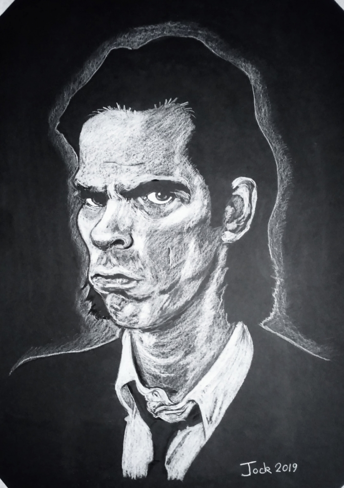 Nick Cave by jockyp